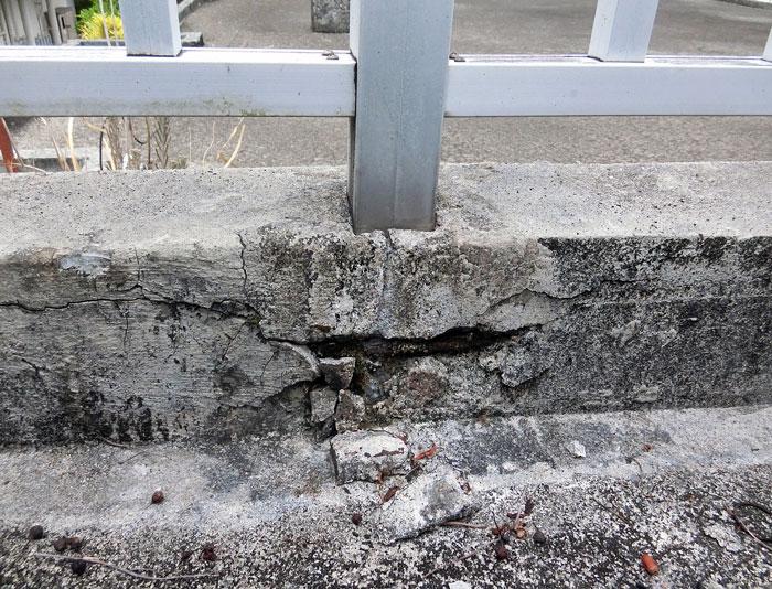 屋上コンクリート施工前
